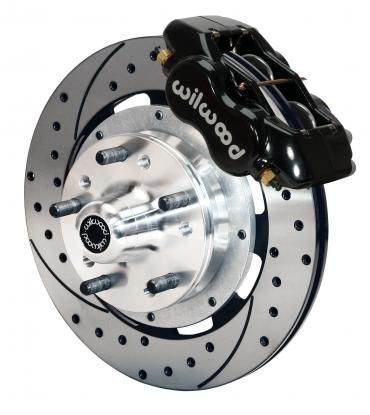 Wilwood Brakes Forged Dynalite Big Brake Front Brake Kit (Hub) 140-7675-D