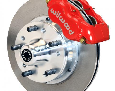 Wilwood Brakes Forged Dynalite Pro Series Front Brake Kit 140-11007-R