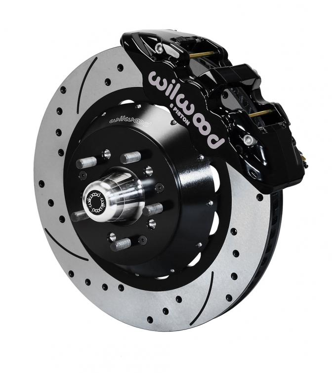 Wilwood Brakes AERO6 Big Brake Front Brake Kit 140-15053-D