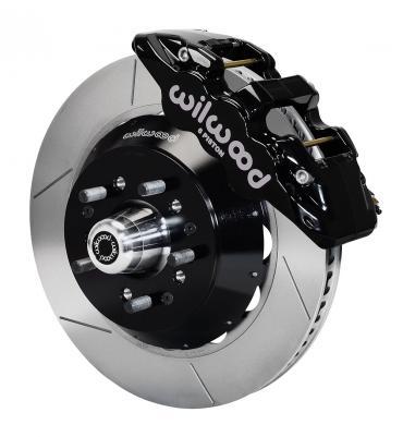 Wilwood Brakes AERO6 Big Brake Front Brake Kit 140-10920