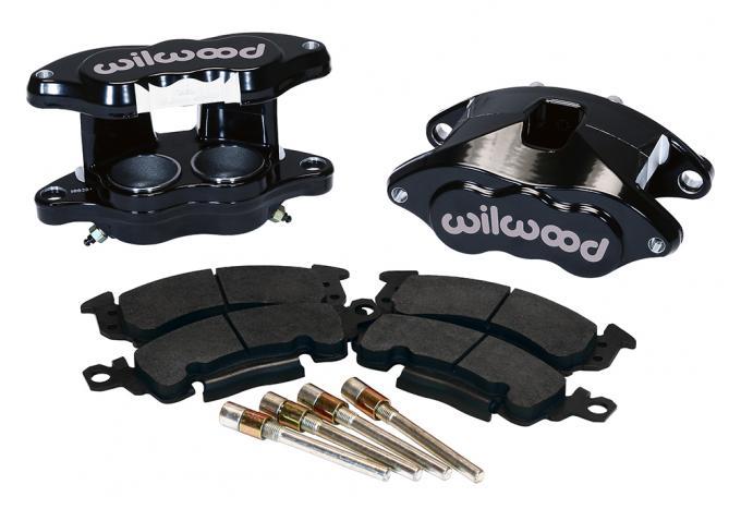 Wilwood Brakes D52 Front Caliper Kit 140-11291-BK