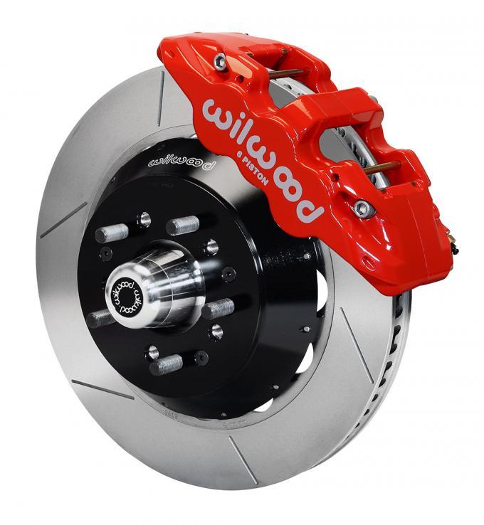 Wilwood Brakes AERO6 Big Brake Front Brake Kit 140-10920-R