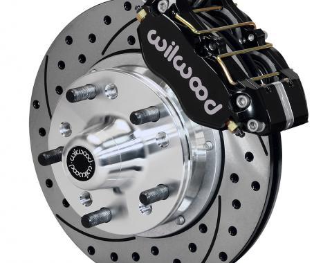 Wilwood Brakes Dynapro Dust-Boot Pro Series Front Brake Kit 140-13202-D