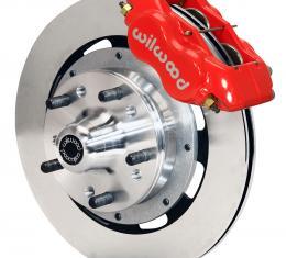 Wilwood Brakes Forged Dynalite Big Brake Front Brake Kit (Hub) 140-7675-R