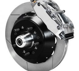 Wilwood Brakes Forged Narrow Superlite 6R Big Brake Front Brake Kit (Hub) 140-9803-P
