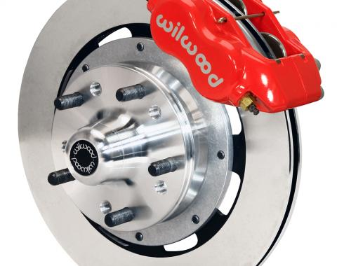 Wilwood Brakes Forged Dynalite Big Brake Front Brake Kit (Hub) 140-7675-R