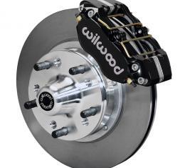 Wilwood Brakes Dynapro Dust-Boot Pro Series Front Brake Kit 140-13202