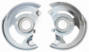 GM A & G Body Front Disc Brake Backing Plates, 1978-1988