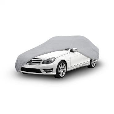 Elite Shield™ Economy Indoor & Light Outdoor Universal Car Cover