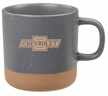 Grey Santos 12oz Chevrolet Ceramic Mug