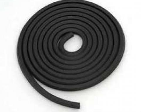 Full Size Chevy Trunk Weatherstrip, 1958-1976