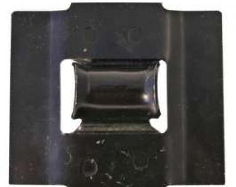 Full Size Chevy Spare Tire Hold Down Bracket, 1960-1976