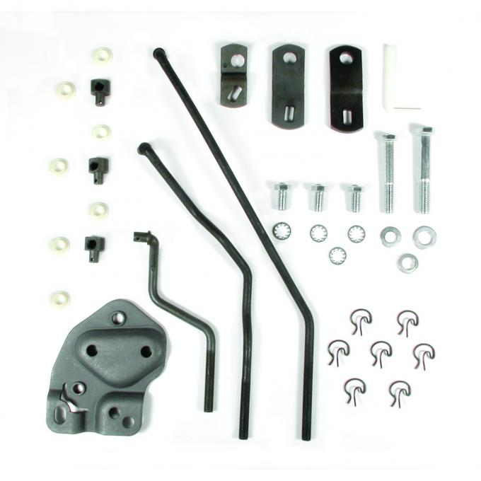 Hurst Competition Plus® Shifter Installation Kit 3733163