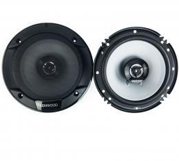 Kenwood 6.5 Inch Coaxial 2 Way Car Audio Speaker
