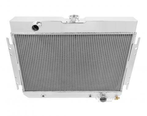 Champion Cooling 3 Row All Aluminum Radiator Made With Aircraft Grade Aluminum CC289B
