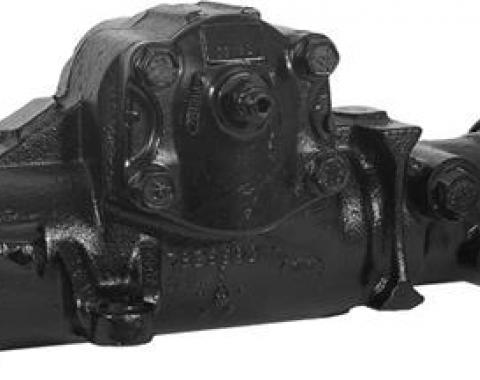 El Camino Steering Box, Power, Remanufactured, 1980-1987