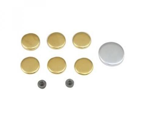 Freeze Plug Kit (Brass) 400, 430, 455