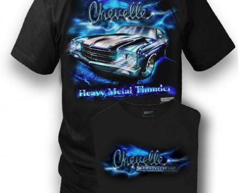 Chevelle T-Shirt, Heavy Metal Thunder