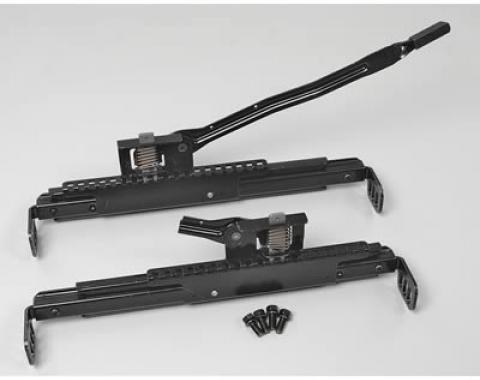 Procar Seat Slider Assembly, Scat Rally, Elite and Pro 90 Series Seats