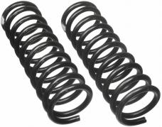 Moog Chassis 8002, Coil Spring, OE Replacement, Set of 2, Constant Rate Springs