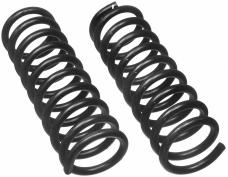 Moog Chassis 5608, Coil Spring, OE Replacement, Set of 2, Constant Rate Springs