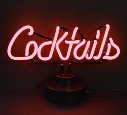 Neonetics Neon Sculptures, Cocktails Neon Sculpture