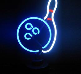 Neonetics Neon Sculptures, Bowling Neon Sculpture
