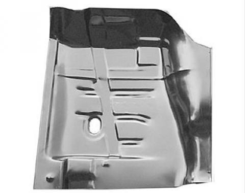 Chevelle Floor Pan, Front Left, 1964-1972