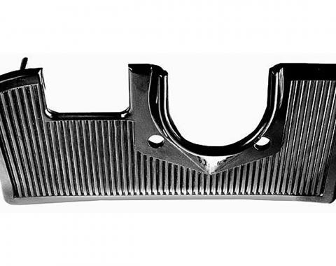 Chevelle Steering Column Cover, Floor, 1964-1967