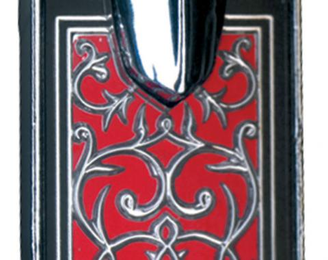 Monte Carlo Grille & Tail Light Emblem, 1981-1988