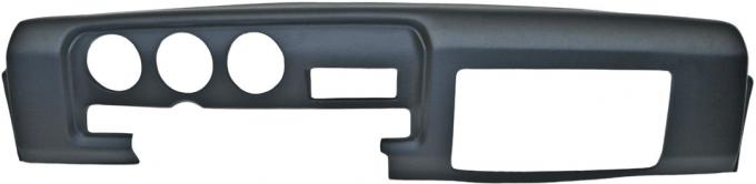 Dashtop Dash Cover without Side Vents 1308