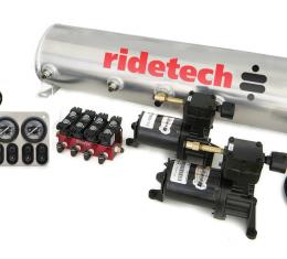 Ridetech 5 Gallon Analog Air Suspension Leveling System 30154100