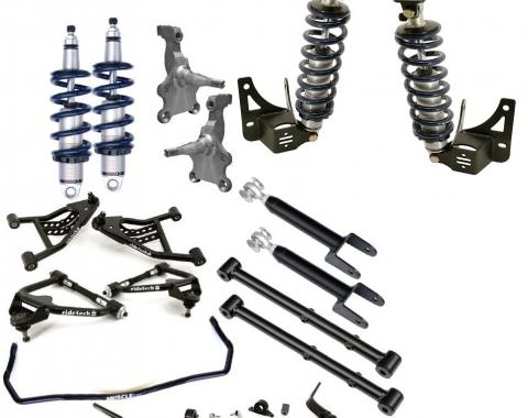 "Ridetech CoilOver System for 1964-67 GM ""A"" Body 11230201"