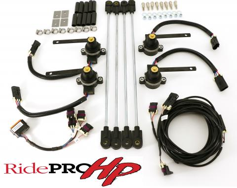Ridetech RidePro-HP Upgrade - Ride Height Sensors for RidePro-X Control System 30400035