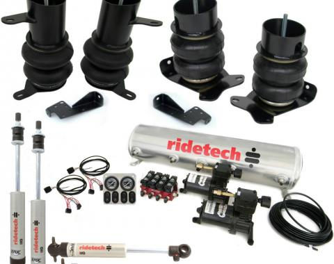 Ridetech Level 1 Air Suspension System for 1958-1964 Impala 11050198