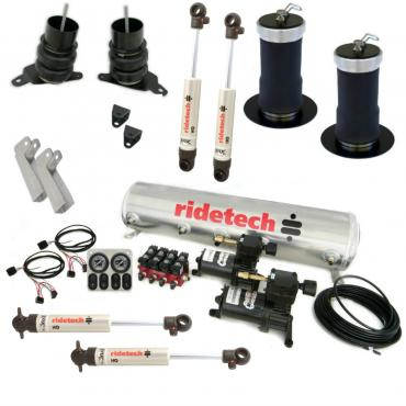 Ridetech Level 1 Air Suspension System for 64-72 Chevelle 11220198