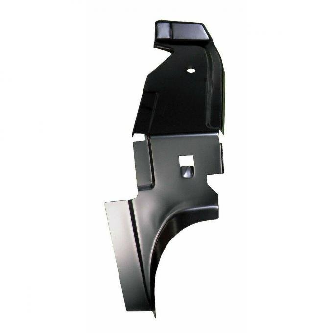 Chevelle & Monte Carlo Package Tray Side Support Brace, Left, 1968-1972