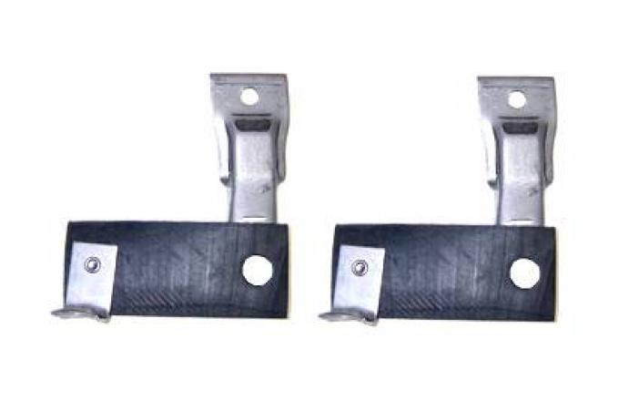 Pypes Exhaust Tail Pipe Hanger 68-72 Chevelle Hardware Not Incl Natural 304 Stainless Steel Exhaust HGH11
