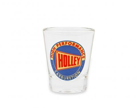 Holley Shot Glass 36-488
