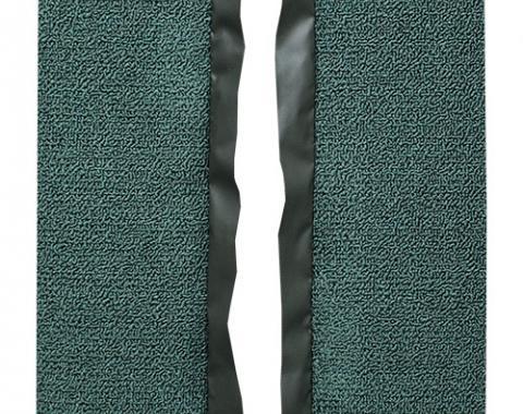 ACC 1968-1972 Oldsmobile Cutlass Door Panel 8 Inch Inserts 2pc Loop Carpet