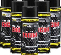 OER 1963-79 Chevrolet Truck Red Classic Blend Engine Paint Case Of 6 16 Oz Cans *K89181