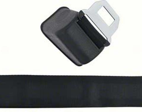OER 1968 Full Size / Nova Front Bucket Standard Seat Belt Assembly, RH 8700758