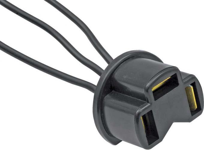 OER 3 Prong Headlamp Pigtail Socket WE303