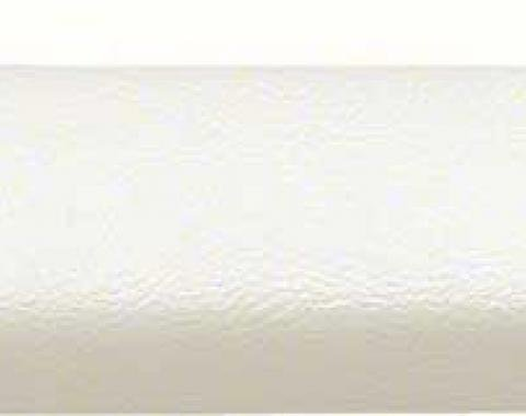 OER 1968-72 GM Ivory/White Urethane Arm Rest Pad, LH K695210