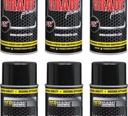 OER Professional Grade Green Zinc Phosphate Primer Case of 6 - 16 Oz Aerosol Cans *K89666