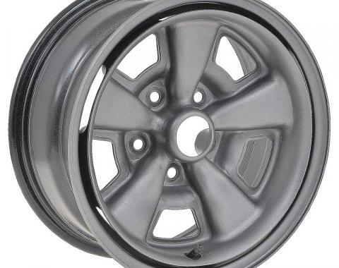 """OER 1970-81 Chevrolet Z28 Style 15"""" x 7"""" 5-Spoke Steel Wheel 3983045"""