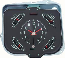 OER 1968 Chevelle / El Camino Clock/Gauge Cluster 6481543