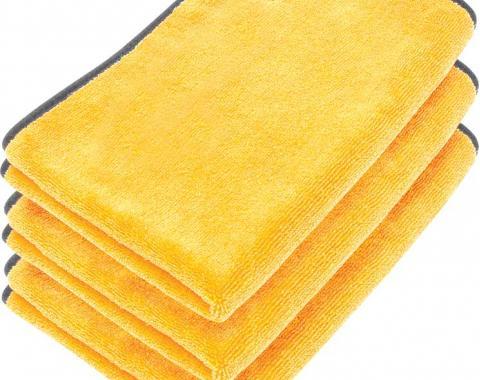 "OER Gold Elite Microfiber Towels - 16"" X 16"" (3 Pack) K89820"