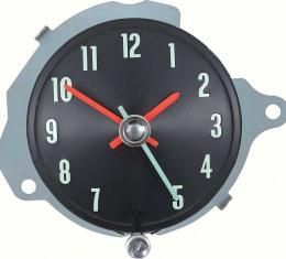 OER 1968 Chevelle/El Camino In-Dash Clock Assembly 3919015