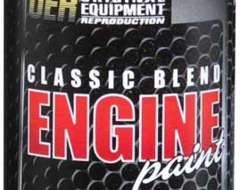OER 1955-77 Chevrolet Orange Classic Blend Engine Paint - 16 Oz Can K89120